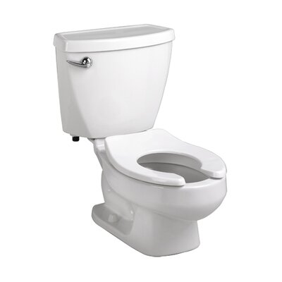 Baby Devoro High 1.28 GPF Round Front 2 Piece Toilet Product Photo