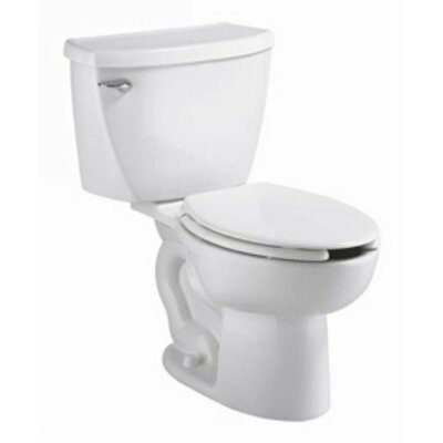 Cadet Right Height Pressure Assisted 1.6 GPF Elongated 2 Piece Toilet Product Photo