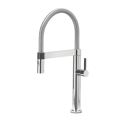 Culina Single Handle Deck Mounted Kitchen Faucet with Pull Down Product Photo