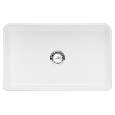 "Cerana 30"" x 19"" Single-Basin Kitchen Sink Product Photo"
