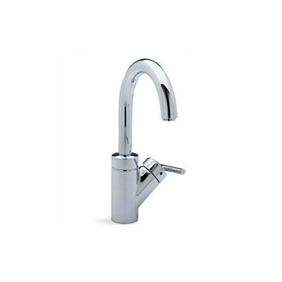 Rados Single Handle Deck Mounted Kitchen Faucet with Lever Handle by Blanco