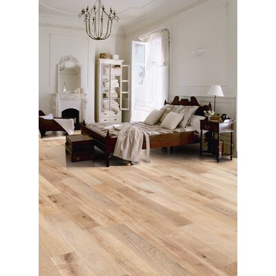 Estate 4 3 4 Quot Engineered Oak Hardwood Flooring In Brushed