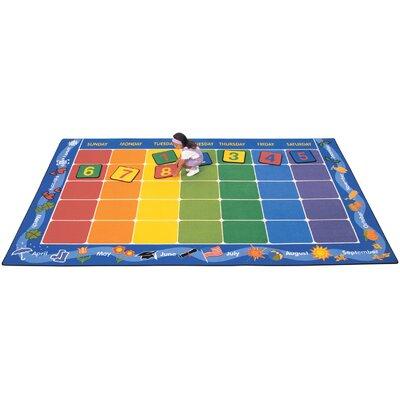 Carpets for Kids Carpet Kits Calendar Block Area Rug