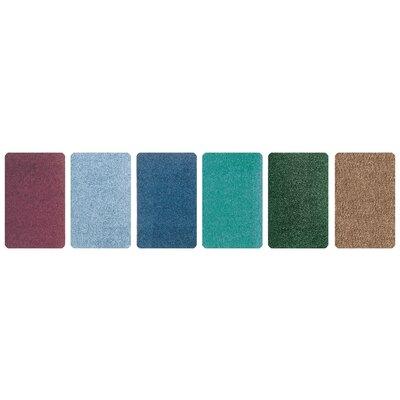 Carpets for Kids Solid Mt. St. Helens Emerald Green Area Rug