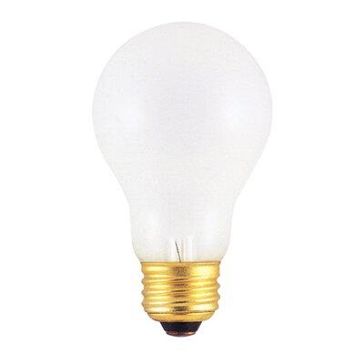 Bulbrite Industries 75W Frosted 220 - Volt (2600K) Incandescent Light Bulb