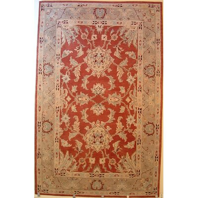 Continental Rug Company Uptown Spice Area Rug