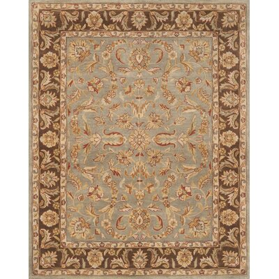 Pardis Blue/Brown Rug by Continental Rug Company
