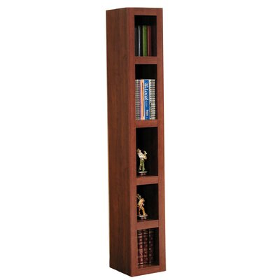 "Rush Furniture Charles Harris Tower 72"" Standard Bookcase"