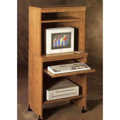 Rush Furniture Americus Computer Trolley