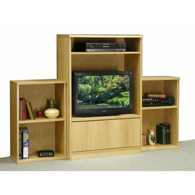 Heirlooms Entertainment Center by Rush Furniture