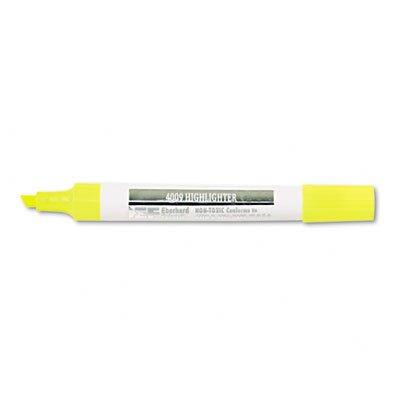 Eberhard Faber® Berol 4009 Highlighter, Chisel Tip, 12/Pack
