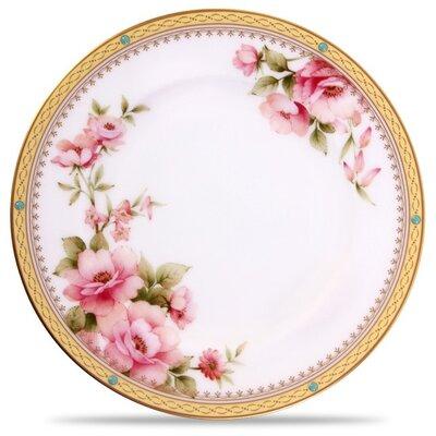 """Noritake Hertford 6.5"""" Round Appetizer Platter"""