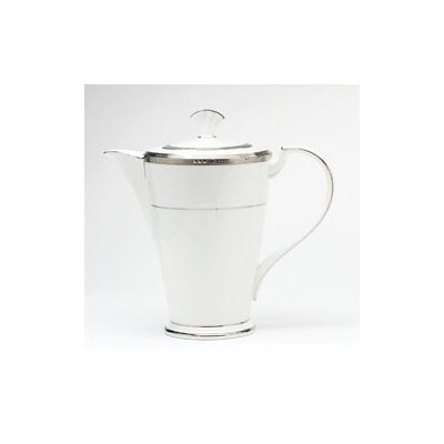 Chatelaine Platinum 6 Cup Coffee Server by Noritake