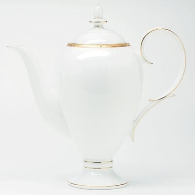 Rochelle Gold 5.5 Cup Coffee Server by Noritake