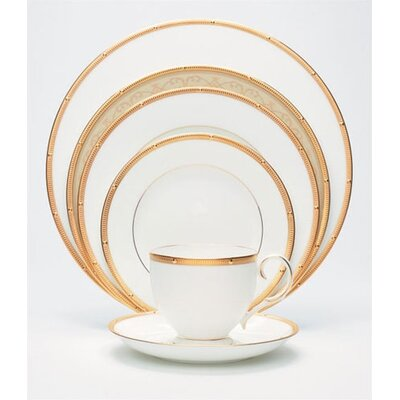 Rochelle Gold Dinnerware Collection by Noritake