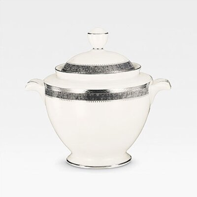 Noritake Verano Sugar Bowl with Lid