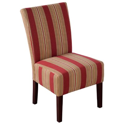 Handy Living Dunley Fabric Slipper Chair