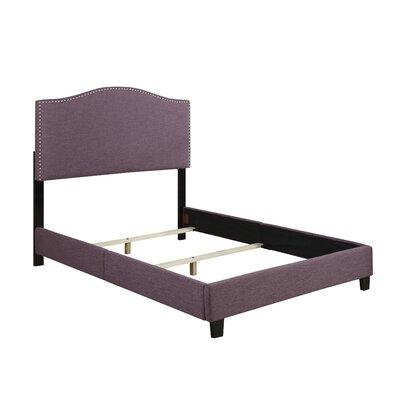 Handy Living Noleta Queen Upholstered Panel Bed Reviews Wayfair