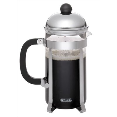 BonJour Monet Poly Carbonate 1.5-Cup French Press
