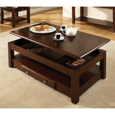 Nelson Lift-Top Coffee Table by Steve Silver Furniture