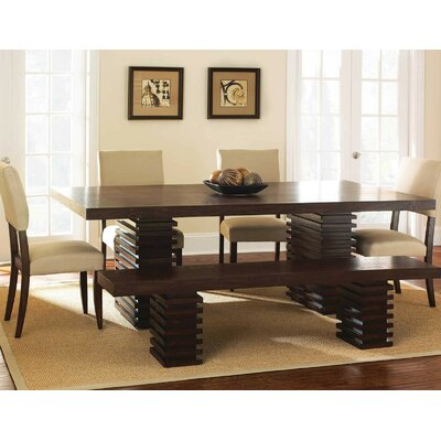Briana Extendable Dining Table by Steve Silver Furniture