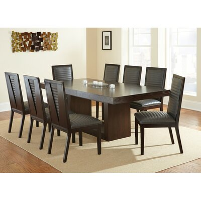Antonio Extendable Dining Table by Steve Silver Furniture
