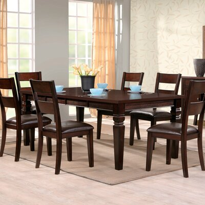 Gibson Counter Height Extendable Dining Table by Steve Silver Furniture