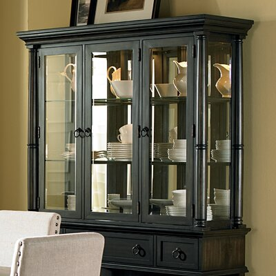 Leona China Cabinet by Steve Silver Furniture