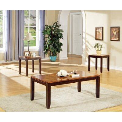 Steve Silver Furniture Abaco 3 Piece Coffee Table Set Reviews Wayfair