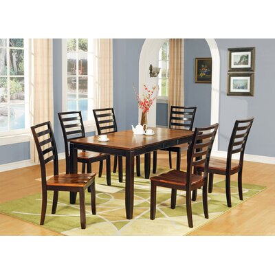 Abaco 7 Piece Dining Set by Steve Silver Furniture