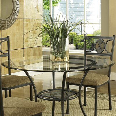 Carolyn 5 Piece Dining Set by Steve Silver Furniture