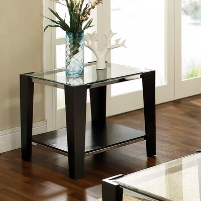 Newman End Table by Steve Silver Furniture