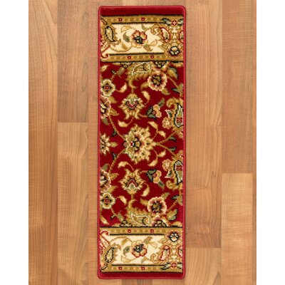 Essen Classic Persian Stair Tread by Natural Area Rugs