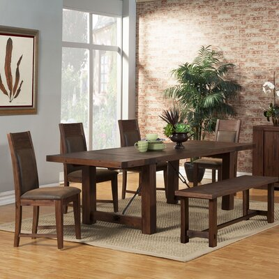 Pierre Dining Table by Alpine Furniture