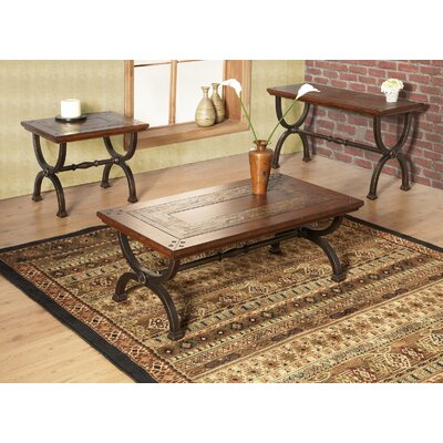 Alpine Furniture Milford End Table