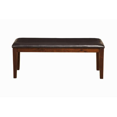 Alpine Furniture Anderson Two Seat Bench & Reviews