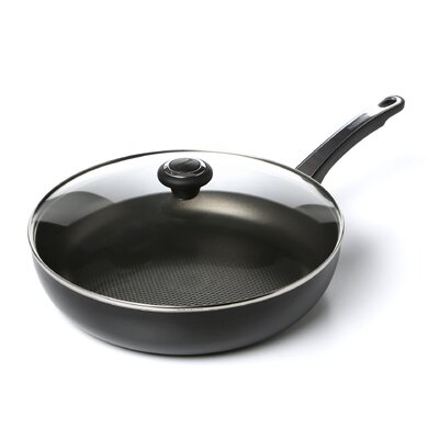 "Farberware High Performance 12"" Nonstick Skillet with Lid"