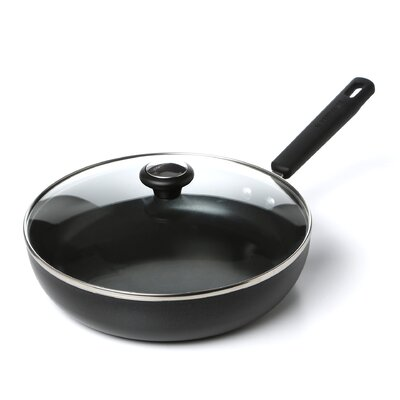 "Farberware 11"" Non-Stick Skillet with Lid"