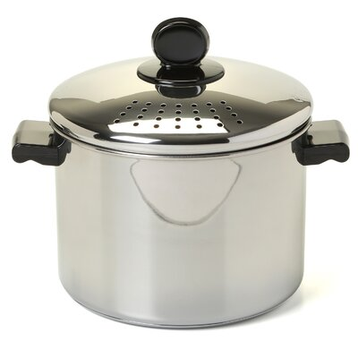 Classic 8 Qt. Stock Pot with Lid by Farberware