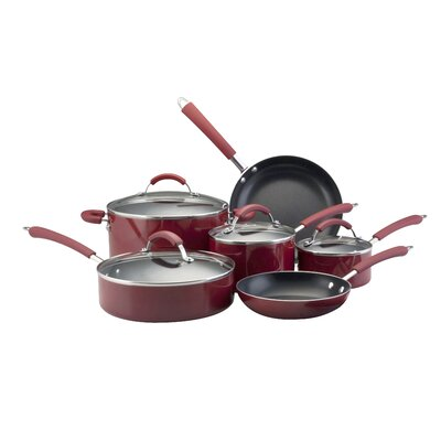 Millennium Nonstick 12 Piece Cookware Set by Farberware