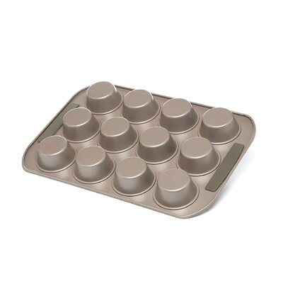 Farberware Soft Touch Nonstick 12-Cup Muffin Pan