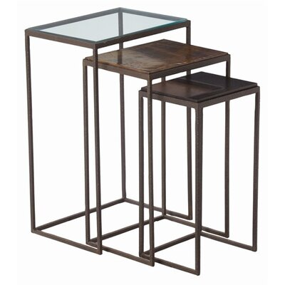 Knight 3 Piece Nesting Tables by ARTERIORS Home