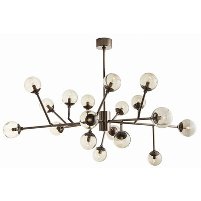 Dallas 18 Light Mini Chandelier Product Photo
