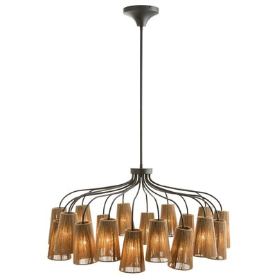 Seasal 20 Light Mini Chandelier by ARTERIORS Home