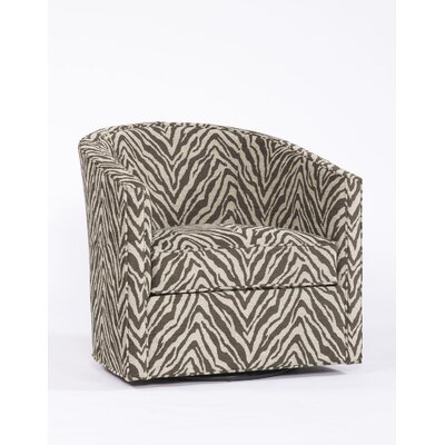 Transitions Sadie Barrel Chair by Paul Robert
