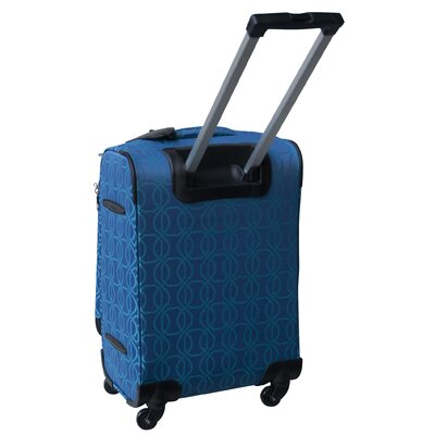 """Jenni Chan Links 360 Quattro 21"""" Upright Spinner Suitcase"""