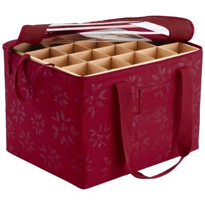 Classic Accessories Ornament Organizer Storage Bin