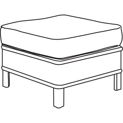 Classic Accessories Veranda Ottoman / Side Table Cover