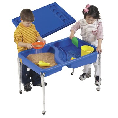 The Children's Factory Neptune Table with Lid