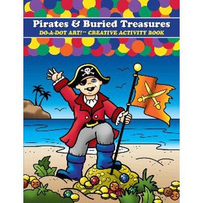 Do A Dot Art Pirates & Buried Treasures Do-a-dot